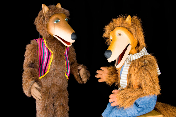Marionetas de Hilando Títeres