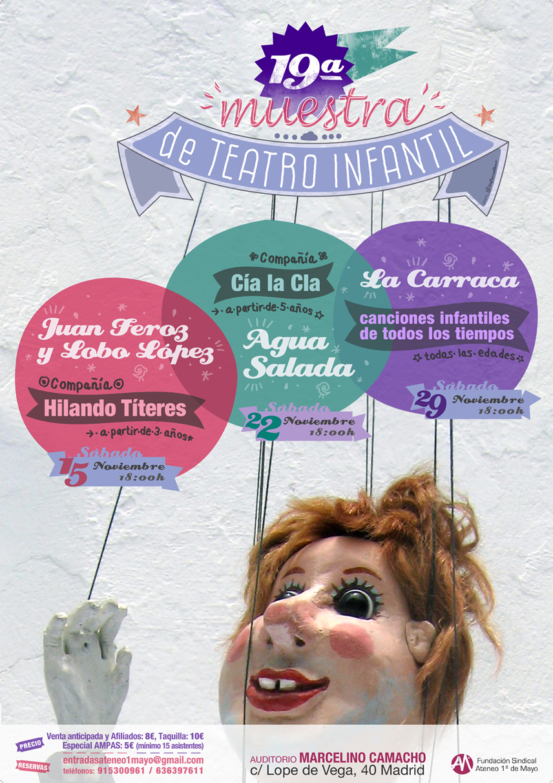 19 Muestra Teatro Infantil