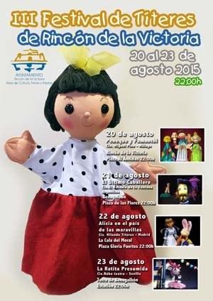 Cartel Festival Rincon Victoria 2015