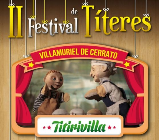 Titirivilla Festival de Títeres de Villamuriel de Cerrato