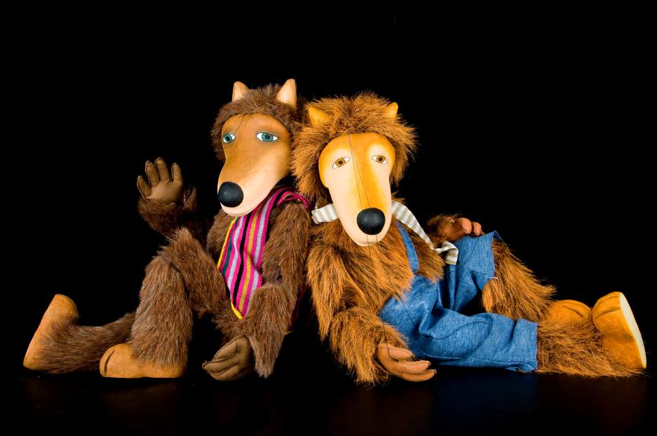 Marionetas de Juan Feroz y Lobo López