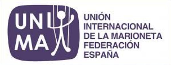 Logotipo Unión Internacional de la Marioneta
